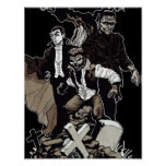 Classic Horror Trio! Poster