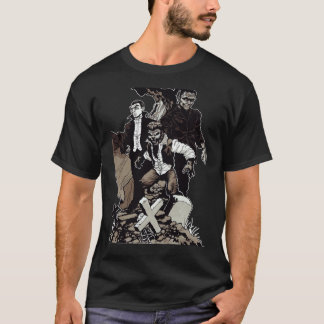 Classic Horror Trio T-Shirt