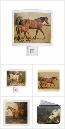 Classic Horse Paintings