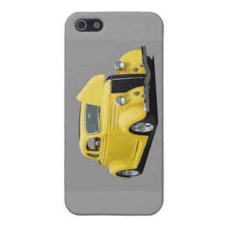 Classic Hot Rod Car Case For iPhone SE/5/5s