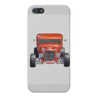 Classic Hot Rod iPhone SE/5/5s Cover