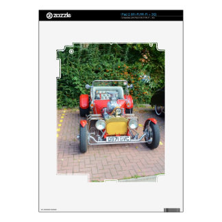 Classic Hot Rod Roadster Skins For The iPad 2