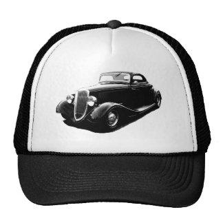 Classic Hot Rod Trucker Hat