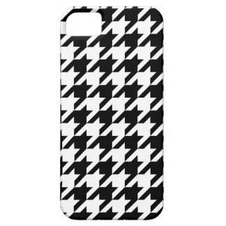 Classic Houndstooth Pattern iPhone 5 Case