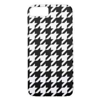Classic Houndstooth Pattern iPhone 7 case