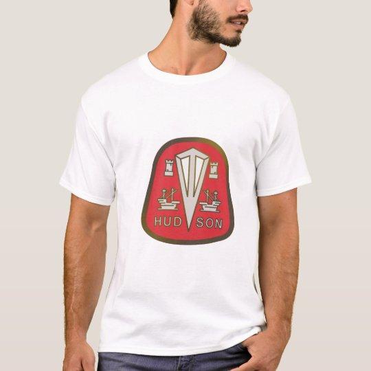 Classic Hudson emblem T-Shirt