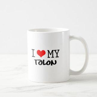 "Classic ""I Love My Talon"" design Coffee Mug"