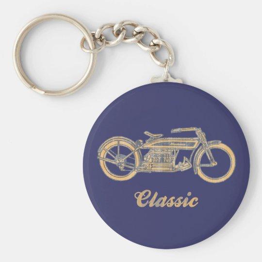 Classic II Keychain