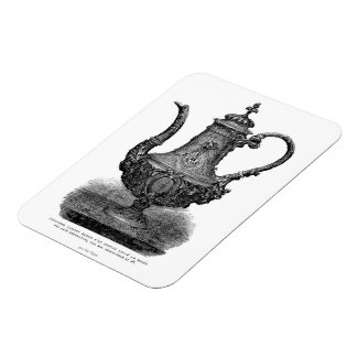 Classic Illustration Coffeepot by Christofle Magnet