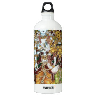 CLASSIC INDIAN PAINTING ROYAL COURT 08FEB 2013---- WATER BOTTLE