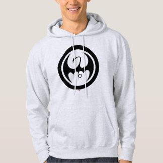 Classic Iron Fist Dragon Icon Hoodie