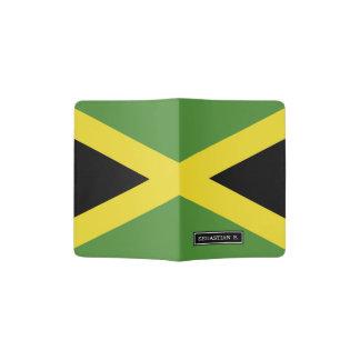 Classic Jamaican Flag Passport Holder