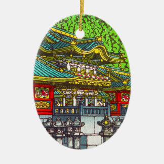 Outstanding Japanese Temple Ornaments Keepsake Ornaments Zazzle Easy Diy Christmas Decorations Tissureus