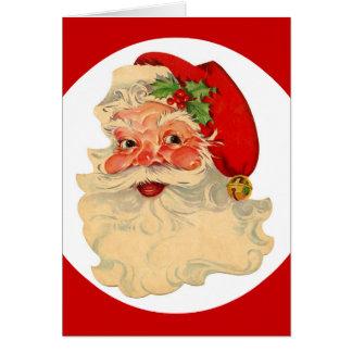 Santa Claus Christmas Cards
