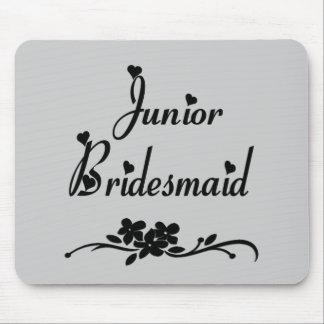 Classic Junior Bridesmaid Mouse Pads