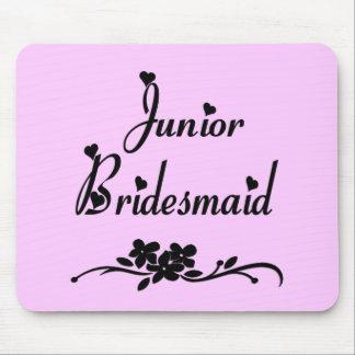 Classic Junior Bridesmaid Mousepads