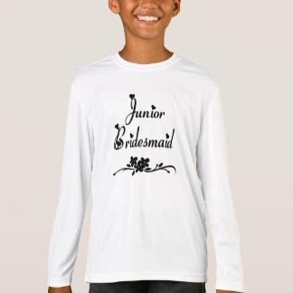 Classic Junior Bridesmaid T-Shirt
