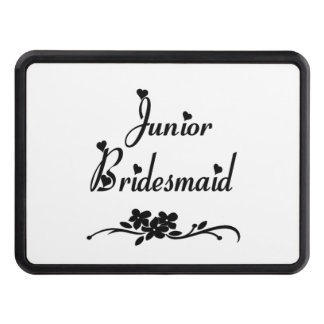 Classic Junior Bridesmaid Tow Hitch Cover