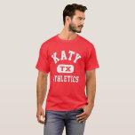 Classic Katy Texas all sports t-shirt