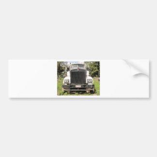 Classic Kenworth Truck Bumper Sticker