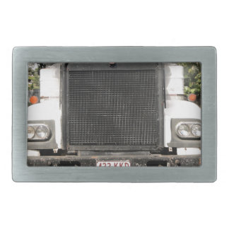 Classic Kenworth Truck Rectangular Belt Buckle