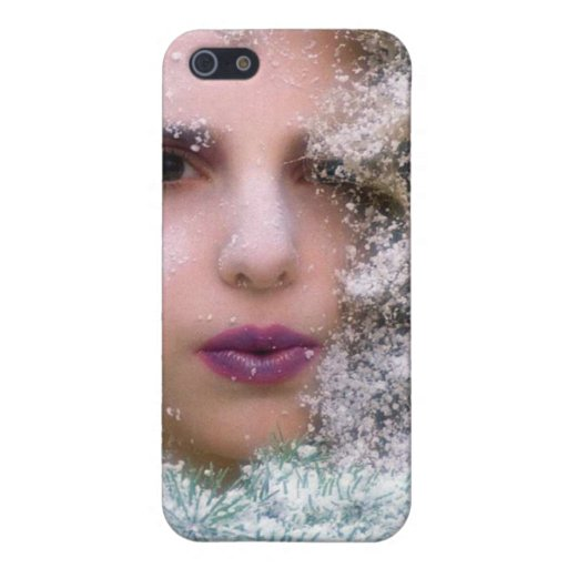 Classic Lady 2  iPhone 5 Cases