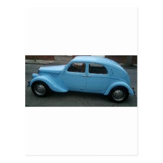 Classic Lancia Aprilia Postcard