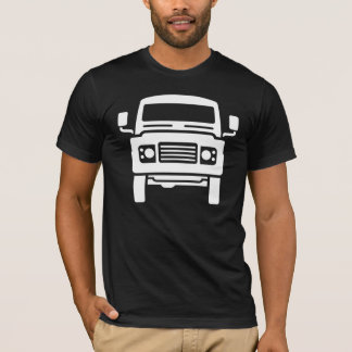 Classic Land Rover illustration T-Shirt