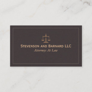 Lawyer business cards templates zazzle classic lawyer attorney business card reheart Images