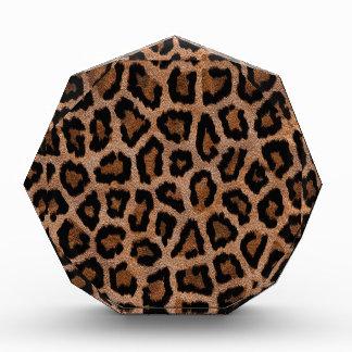 Classic Leopard Pattern Animal Print Award
