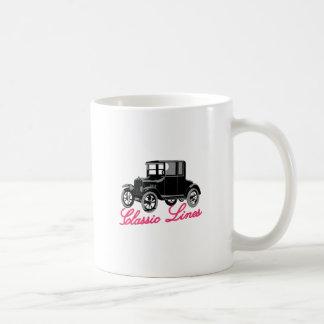 Classic Lines Coffee Mug