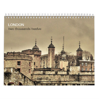 classic LONDON -1- Calendar