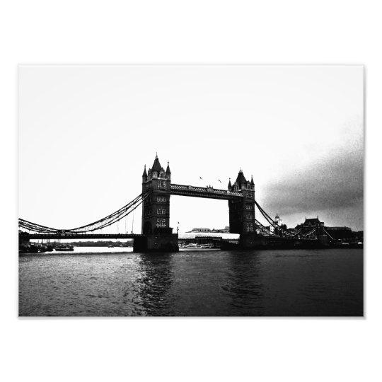 classic LONDON Photo Print
