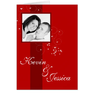 Classic Love | Photo Valentine's Day Card