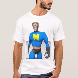 Classic M.I.M.E. Man, Smiling T-Shirt