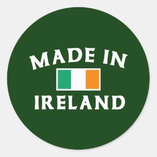Classic Made In Ireland Sticker