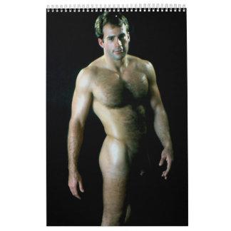 Classic Male Calendar
