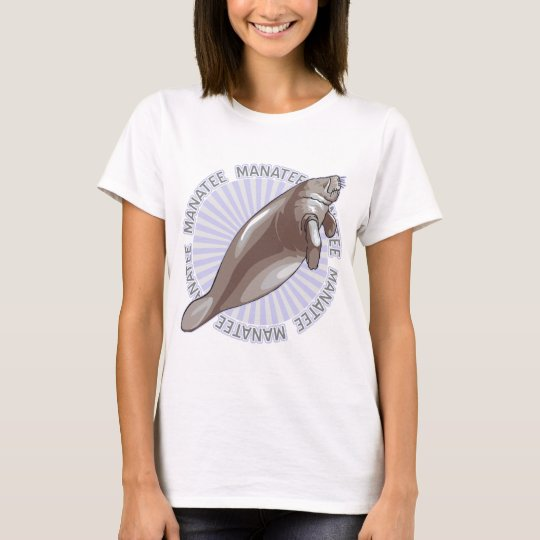 Classic Manatee T-Shirt