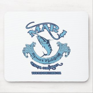 Classic Mar 1 Sport Fishing Mouse Pads