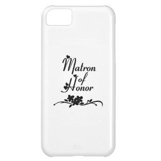Classic Matron of Honor iPhone 5C Case