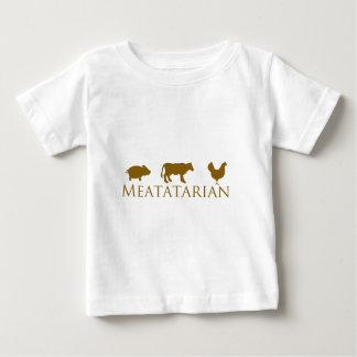 Classic Meatatarian Baby T-Shirt