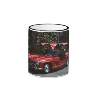 Classic Mercedes Benz SLR300 Gullwing Ringer Mug