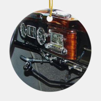Dashboard ornaments keepsake ornaments zazzle for Mercedes benz christmas ornament