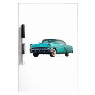 Classic_Mercury_HardTop Dry Erase Board