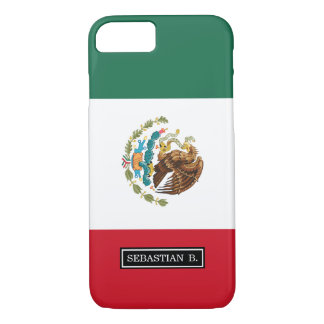 Classic Mexican Flag iPhone 8/7 Case