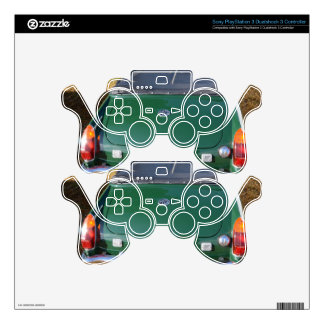 Classic MG PS3 Controller Skins