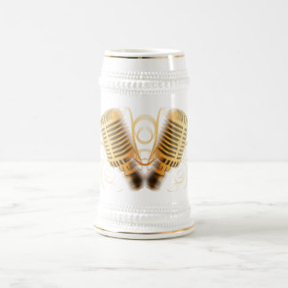 Classic Mic 18 Oz Beer Stein