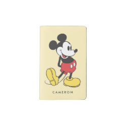 with Classic Mickey Mouse design