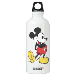 SIGG Traveller Water Bottle (0.6L) with Classic Mickey Mouse design