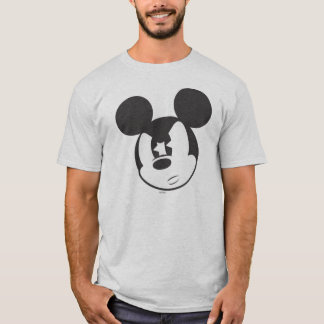 Classic Mickey | Angry Head T-Shirt